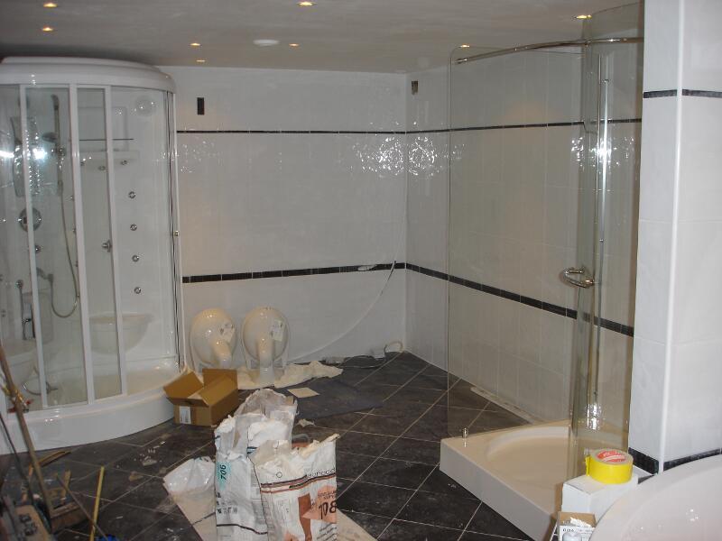 Badkamer Naarden : Bouwbedrijf C. Schouten VOF - Aannemers Hilversum